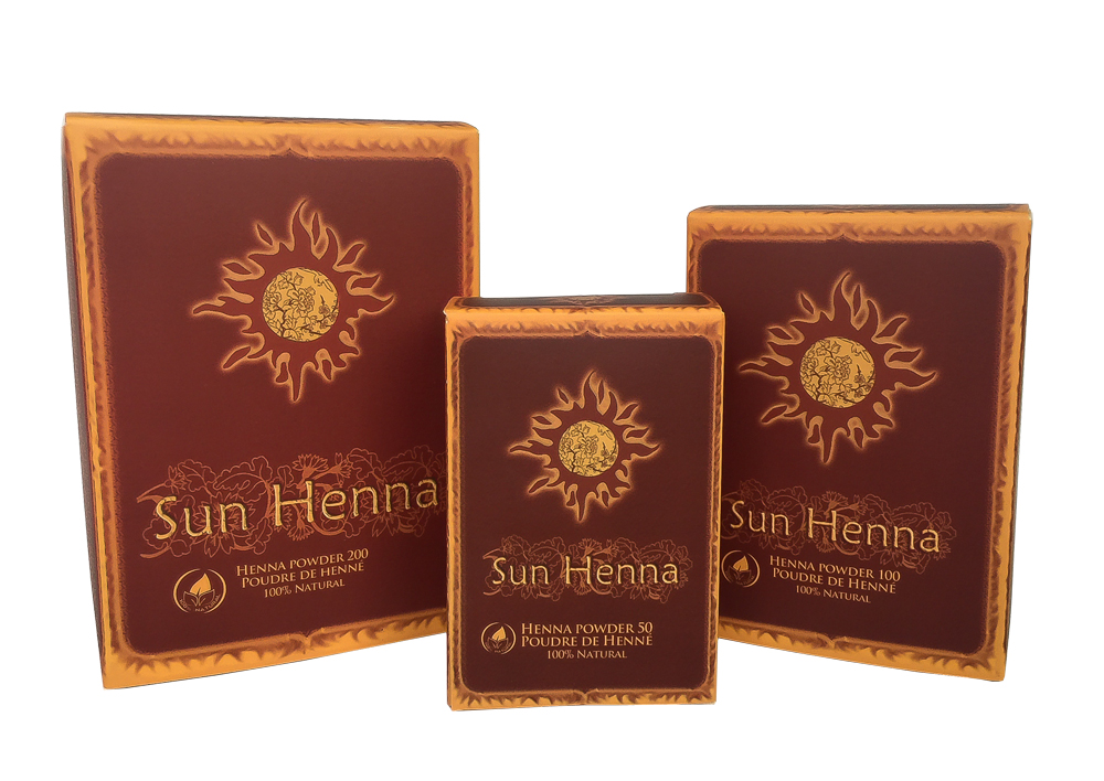 Brand new Sun Henna Powder